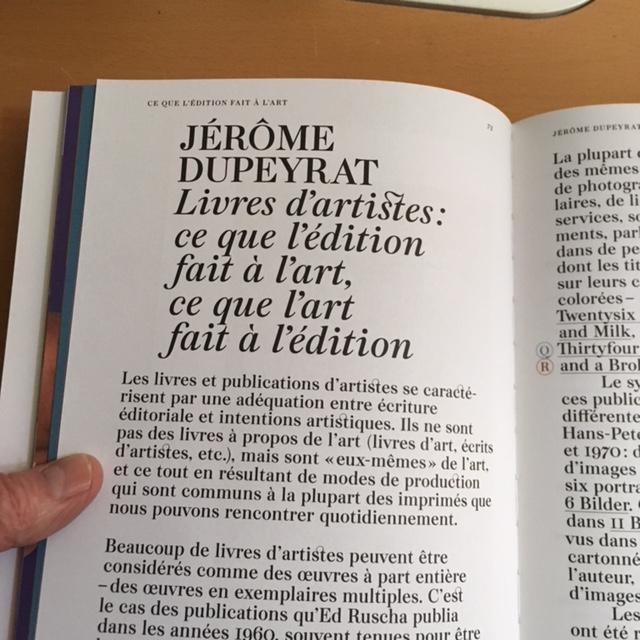 Jérôme Dupeyrat  «tant les jardins que les bibliothèques»  résidence de recherche  printemps 2019