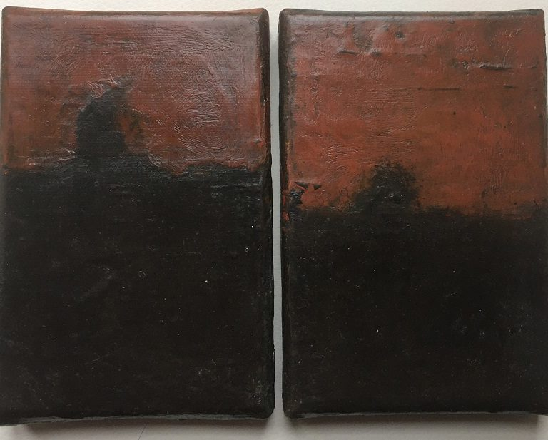 Robert DURAZZA  La peinture comme modèle  14.09>29.09.2019