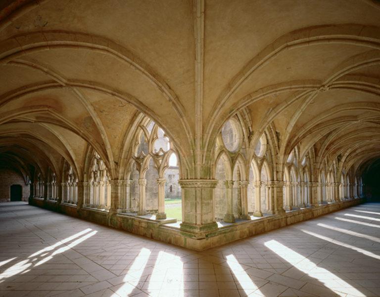 Conférences hors les murs  / 4                      A l'abbaye de Noirlac